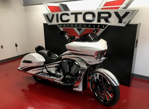 INNOVV K2 Motorcycle Camera System was installed on 2017 Victory Magnum X1
