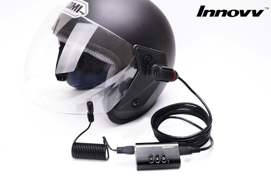 Innovv motorcycle camera, bike camera, Helmet camera