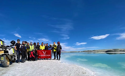 23 Days of Silk Road Motorcycle Trip over 8000km 8
