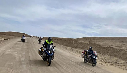 23 Days of Silk Road Motorcycle Trip over 8000km 3
