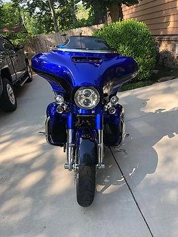 Innovv K2 installed on 2017 Harley CVO S