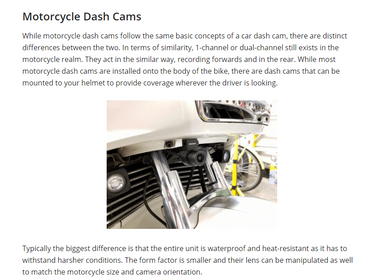 Everything You Should Know About Dash Cams