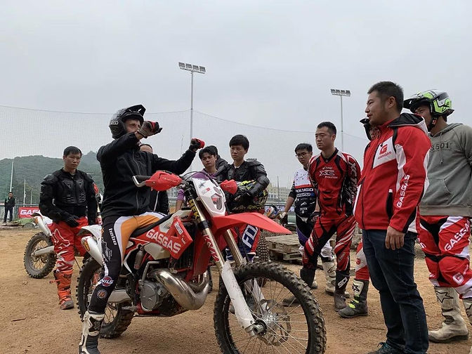 The exciting motocross - 2020 Fufeng cup 13