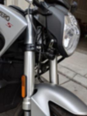 INNOVV K2 motorcycle camera on zero motorcycle-02