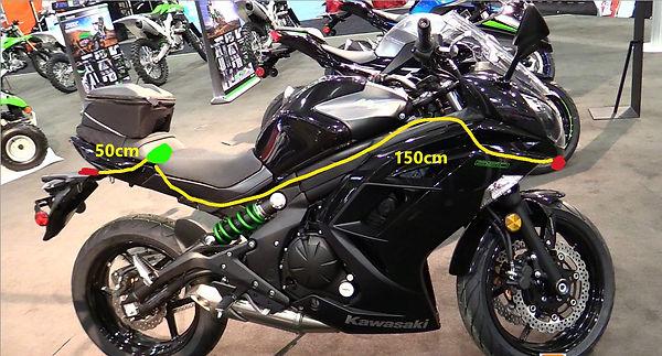 Motorcycle Dashcam Installation