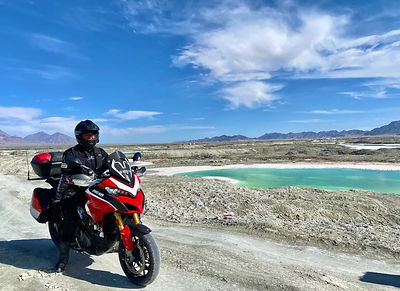 23 Days of Silk Road Motorcycle Trip over 8000km 10