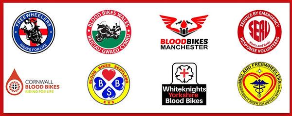 Blood Bikes Organizasion