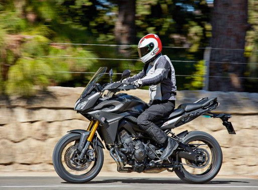 INNOVV Motorcycle Camera Fitting For  YAMAHA MT-09 Tracer