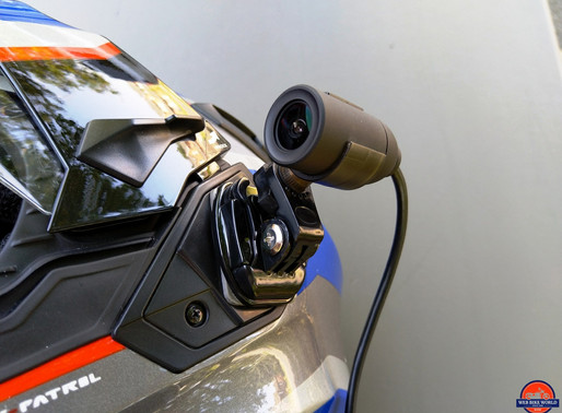 The most comprehensive C5 helmet camera review - WEB BIKE WORLD