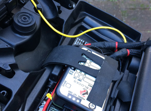 """Innovv C3 motorcycle """"dash""""cam installed on the R1200GS / 2011"""