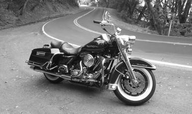 INNOVV K1 Motorcycle Camera Installed On 1997 Harley Davidson Road King