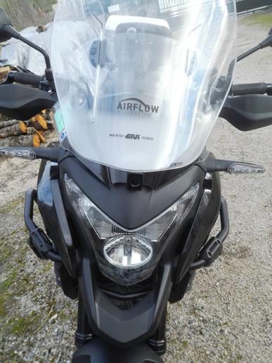 INNOVV K1 Motorcycle Camera System Installed on Crosstourer 1200 from Honda