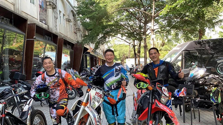The exciting motocross - 2020 Fufeng cup 10