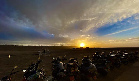 23 Days of Silk Road Motorcycle Trip over 8000km 11