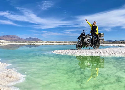 23 Days of Silk Road Motorcycle Trip over 8000km 9