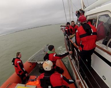 Voluntary Blankenberg Sea Rescue Service – Use Innovv K2 Camera Systems