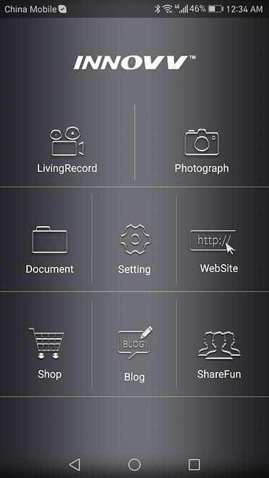 INNOVV C5 App Setting