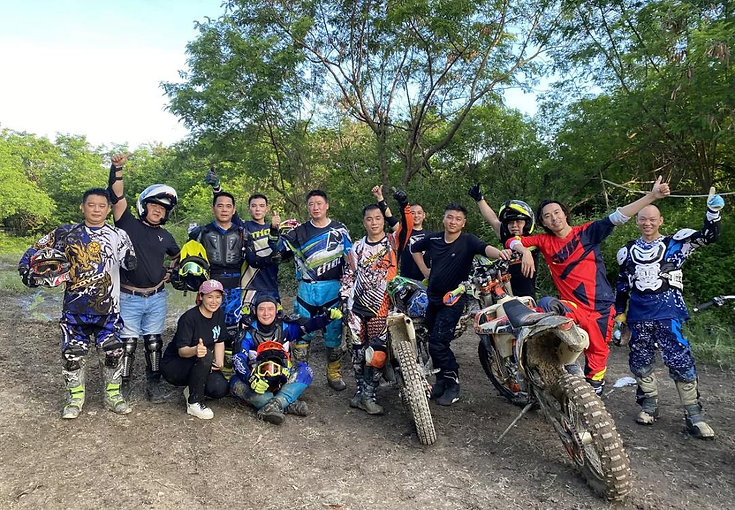 The exciting motocross - 2020 Fufeng cup 9