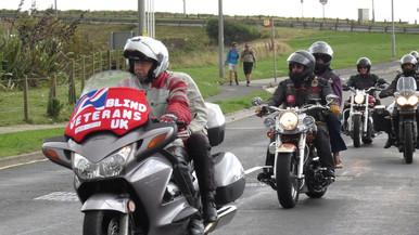 Blind Veterans UK Ride for Life Beyond Sight Loss 2017