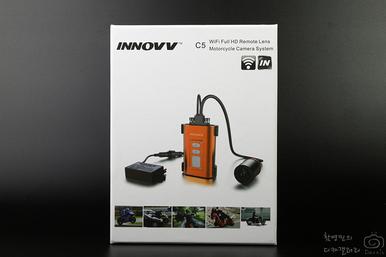 INNOVV Motorcycle Camera System in Korea