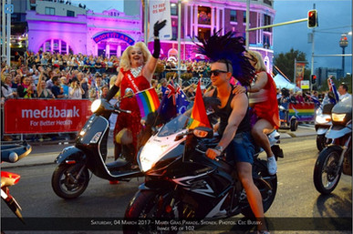 Sydney Mardi Gras Parade 2017
