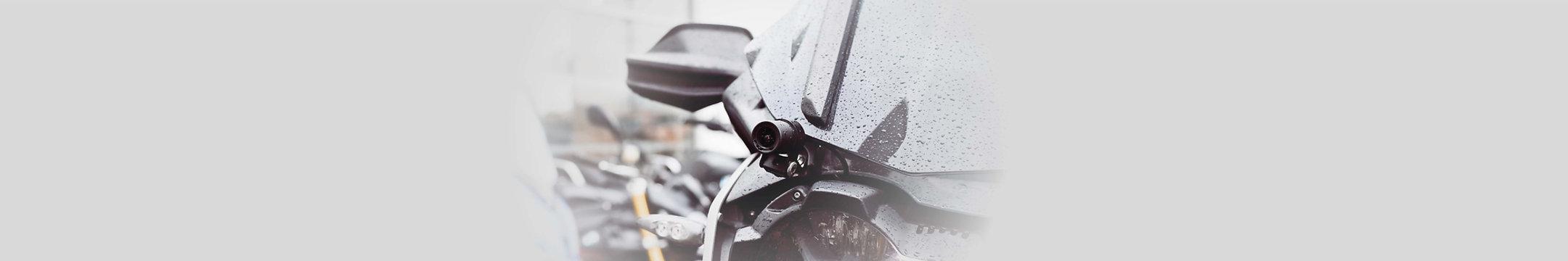 INNOVV Motorcycle dashcam on BMW