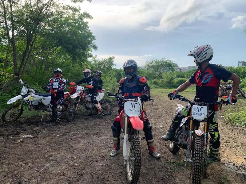 The exciting motocross - 2020 Fufeng cup 3