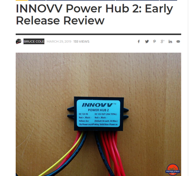 INNOVV Power Hub 2: Early Release Review