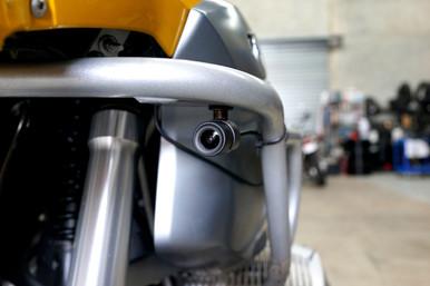 INNOVV C5 Motorcycle Camera System Install on BMW R1200GS