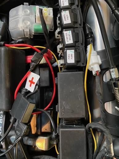 How to Install INNOVV K2 on Ducati Multistrada