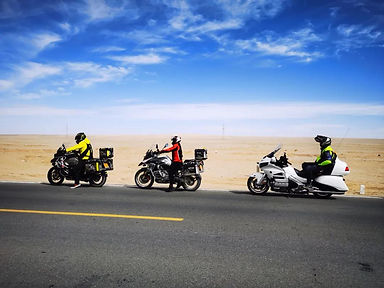 23 Days of Silk Road Motorcycle Trip over 8000km 4