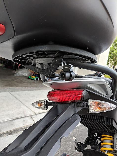 INNOVV K2 motorcycle camera on zero motorcycle-04
