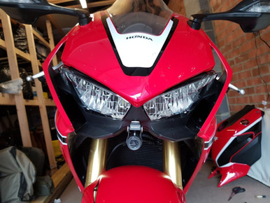 INNOVV K2 Motorcycle Camera Install on 2018 Honda Fireblade
