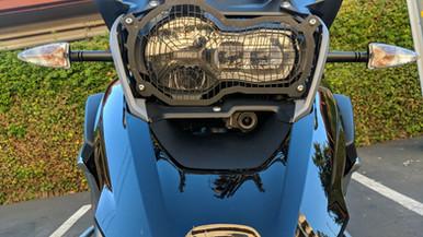 INNOVV K2 Motorcycle Camera System installed on BMW