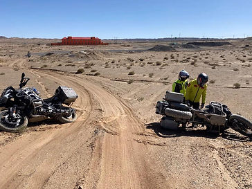 23 Days of Silk Road Motorcycle Trip over 8000km 13