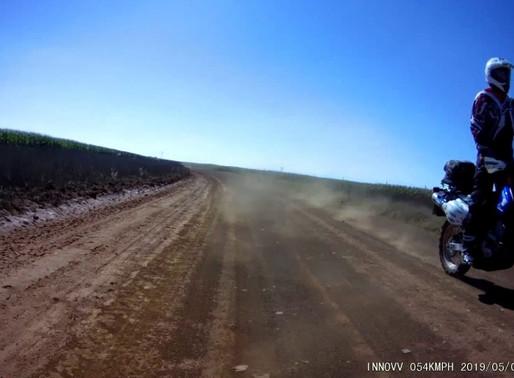 Fantastic INNOVV K2 Off Road Test in South Africa