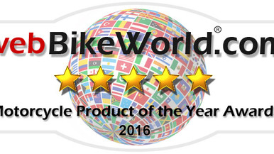 The 12th Annual webBikeWorld.com Motorcycle Product of the Year Awards!