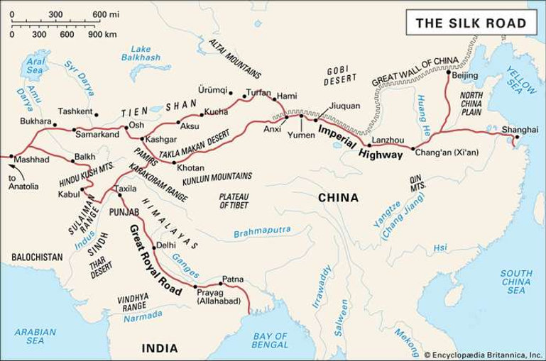 23 Days of Silk Road Motorcycle Trip over 8000km 2