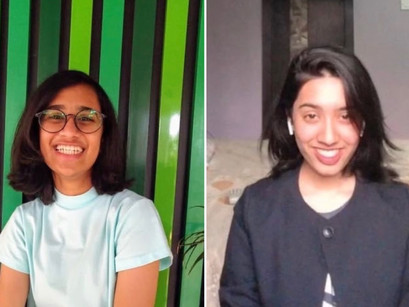 Interview: Rucha and Pakhi of The Launch Pad On a World Without Period Poverty