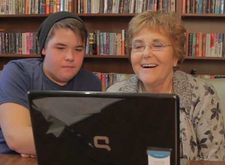 Interview: The Cyber Seniors team on closing the generational divide