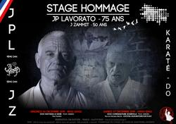 Stage Jean Pierre LAVORATO decembre 2019