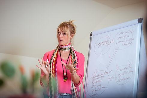 Sharon Vandousselaere, Lic. Bedrijfspsyc