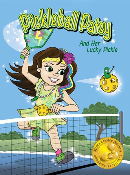 Pickleball Patsy Storybook