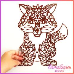 Ruby The Fox