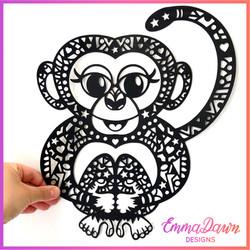 Marley The Monkey