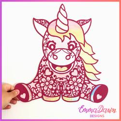 Candy the Unicorn