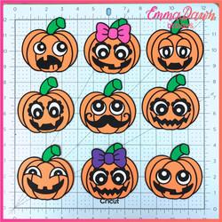 The Halloween Pumpkin Bundle