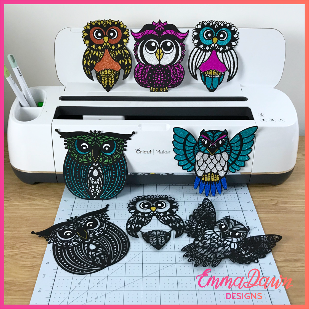 The Beautiful Owl Bundle
