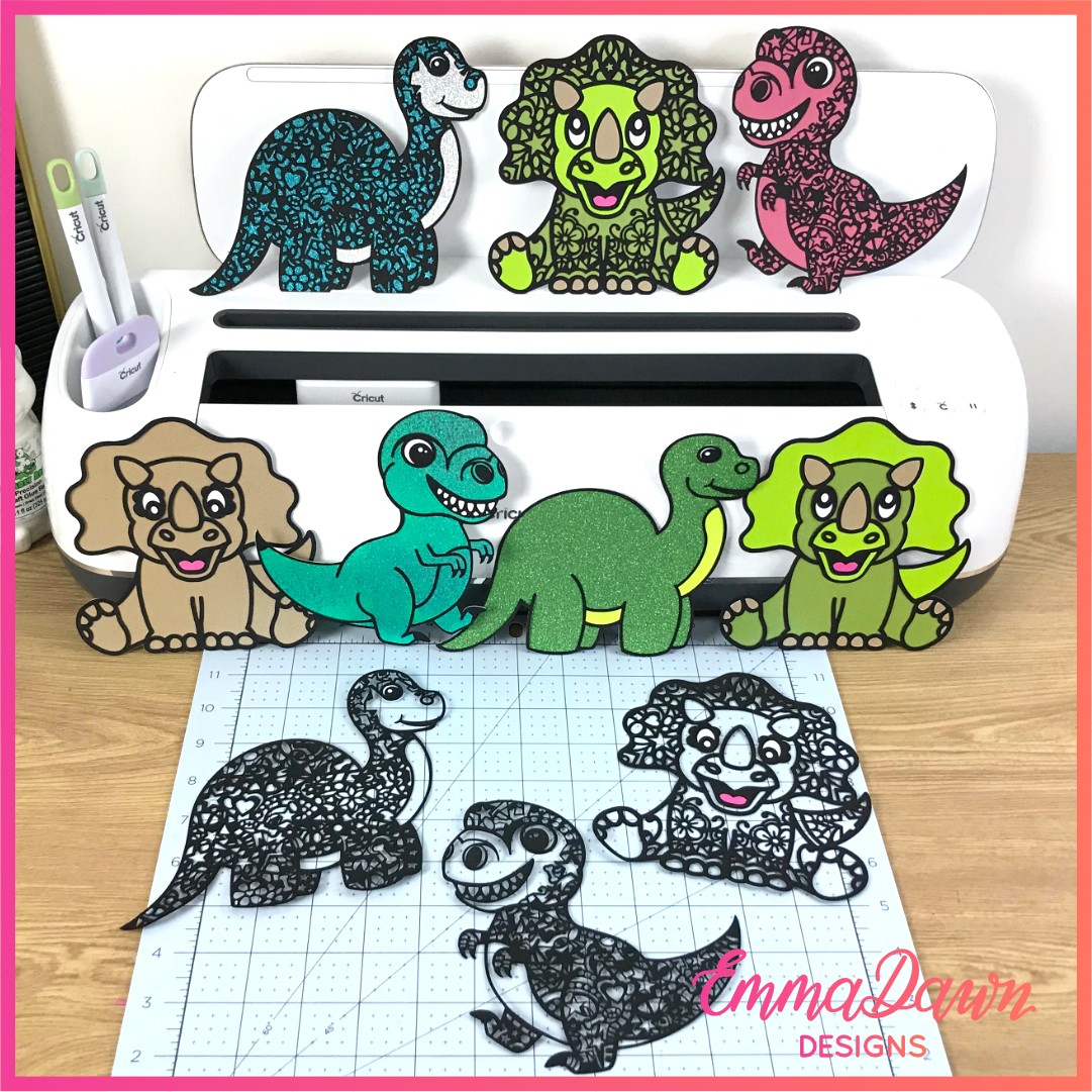 The Cute Dinosaur Bundle
