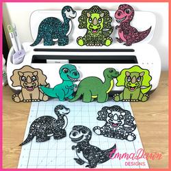 The Cute Dinosaur Bundle